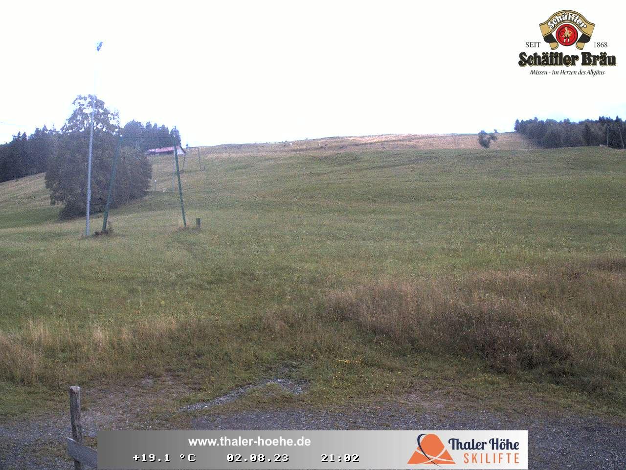 Thalerhöhe Webcam